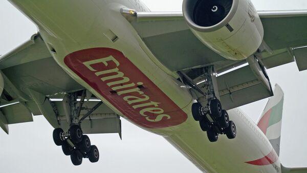 Самолет компании Emirates - Sputnik Беларусь