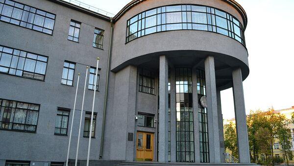 Здание Совета Республики, архивное фото - Sputnik Беларусь