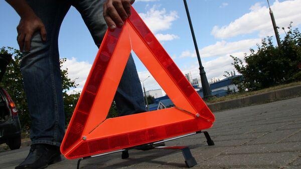Знак аварийной остановки - Sputnik Беларусь