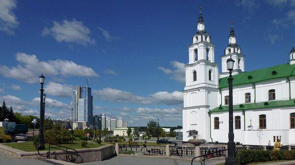 Кафедральный собор в Минске  - Sputnik Беларусь