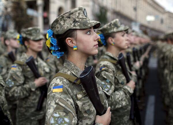 Украинские военнослужащие - Sputnik Беларусь