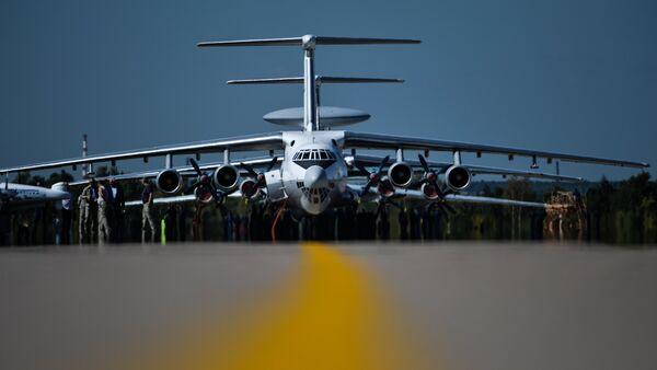 Падрыхтоўка да адкрыцця Міжнароднага авіяцыйна-касмічнага салона МАКС-2015 - Sputnik Беларусь