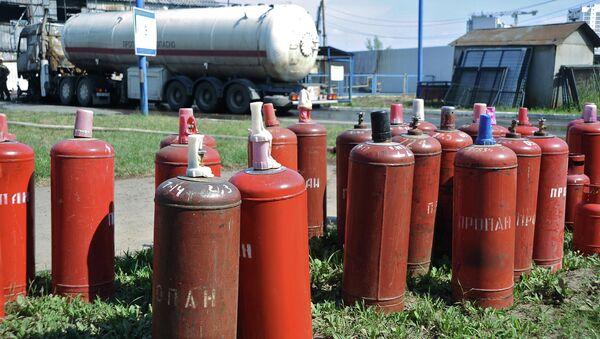 Газозаправочная станция - Sputnik Беларусь