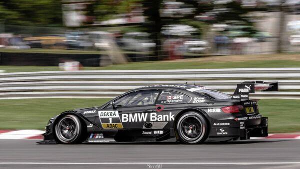 Гоночный автомобиль команды BMW в DTM - Sputnik Беларусь
