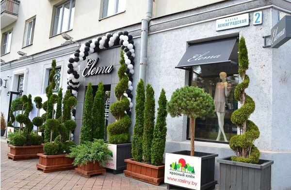 Открытие фирменного магазина Elema в Минске - Sputnik Беларусь