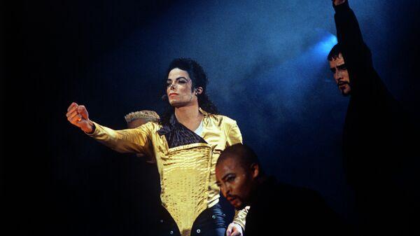 Концерт Майкла Джексона в Москве - Sputnik Беларусь
