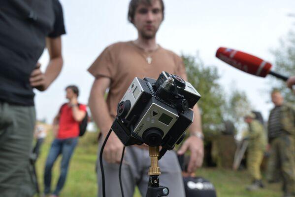 Устройство из нескольких камер GoPro - Sputnik Беларусь