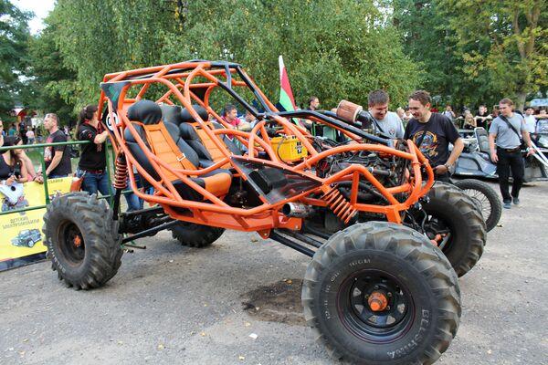 Міжнародны Лідскі байк-фестываль - 2015 - Sputnik Беларусь