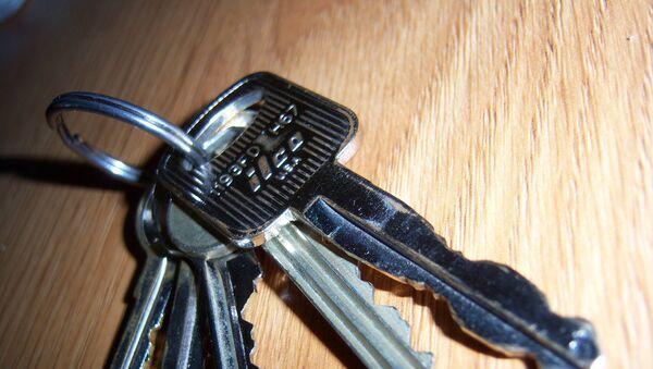 Ключи от квартиры - Sputnik Беларусь