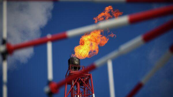 Нафтавая платформа Прыразломная - Sputnik Беларусь