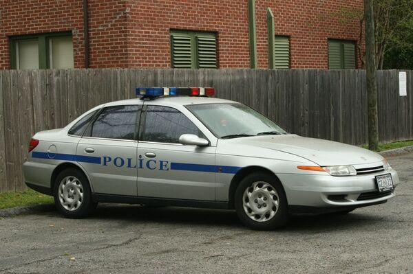 Полиция Хьюстона. Архивное фото - Sputnik Беларусь