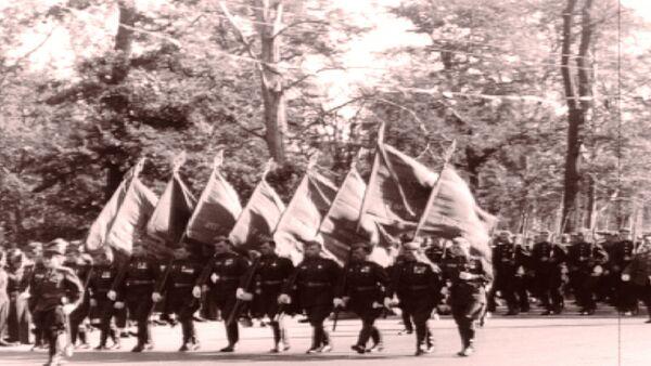 Спутник_Парад в Берлине, преданный забвению. Съемки 1945 года - Sputnik Беларусь