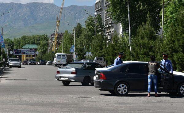 Улицы Душанбе - Sputnik Беларусь