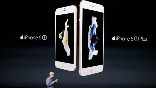 iPhone 6S і iPhone 6 Plus - Sputnik Беларусь