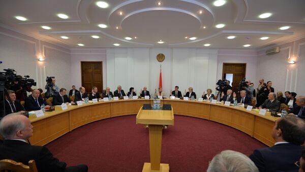 Заседание ЦИК Беларуси, архивное фото - Sputnik Беларусь