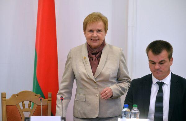 Лідзія Ярмошына - Sputnik Беларусь