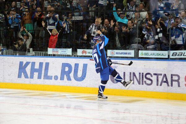Хоккей Динамо - Трактор - Sputnik Беларусь