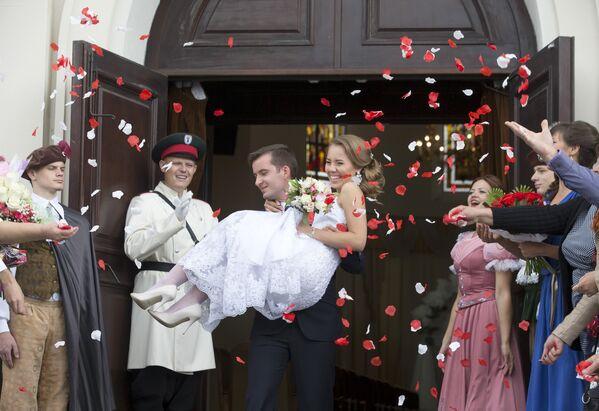 Свадьба в Минске - Sputnik Беларусь