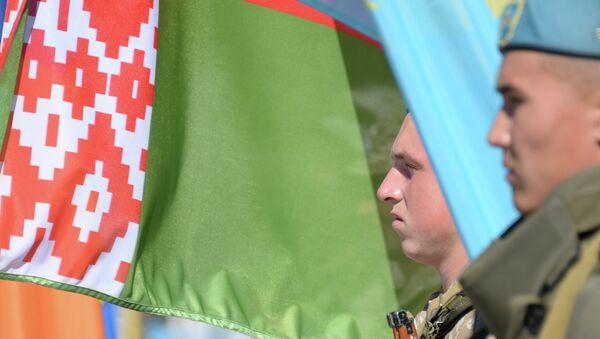 Совместные учения Коллективных сил оперативного реагирования (КСОР) ОДКБ Взаимодействие-2015 - Sputnik Беларусь