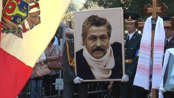 Михая Волонтира проводили в последний путь под аплодисменты - Sputnik Беларусь