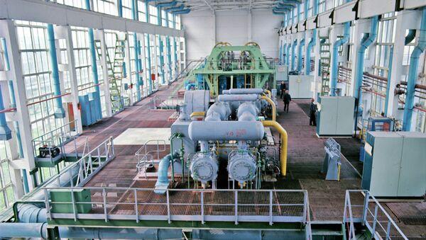 Новополоцкий нефтеперерабатывающий завод. Архивное фото - Sputnik Беларусь