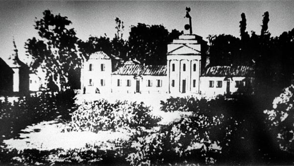 Палац Міхаіла Агінскага - Sputnik Беларусь