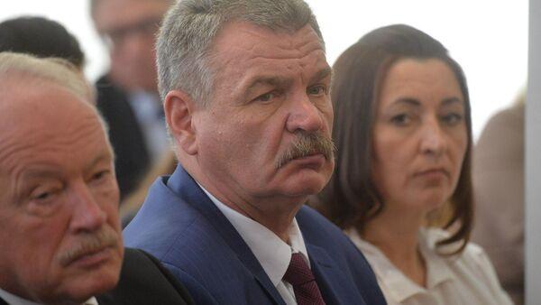 Кандыдат у прэзідэнты Мікалай Улаховіч - Sputnik Беларусь