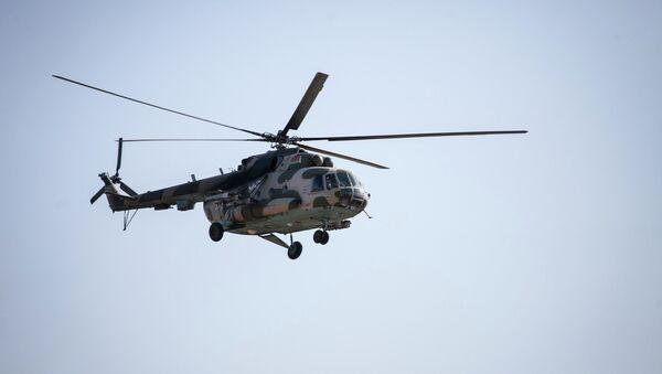 Вертолет Ми-8 - Sputnik Беларусь
