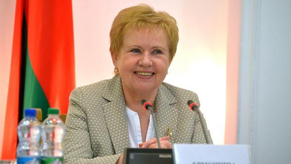 Председатель ЦИК Лидия Ермошина - Sputnik Беларусь