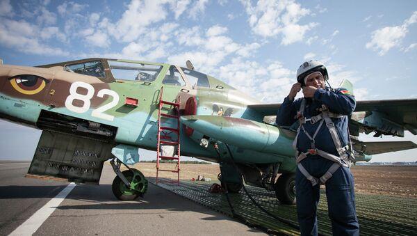 Штурмовик Су-25 - Sputnik Беларусь
