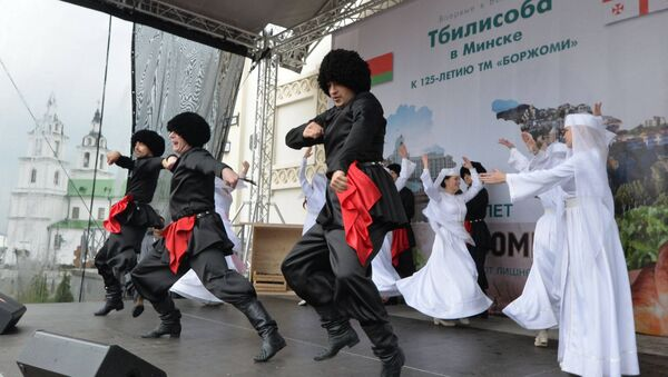 Тбилисоба в Минске, архивное фото - Sputnik Беларусь