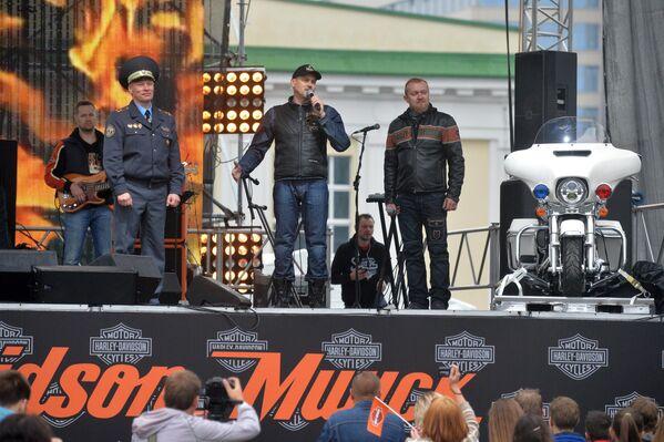 Harley-Davidson подарили столичной ГАИ - Sputnik Беларусь