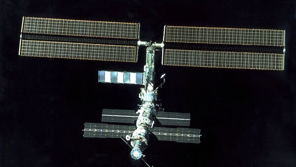 Международная космическая станция - Sputnik Беларусь