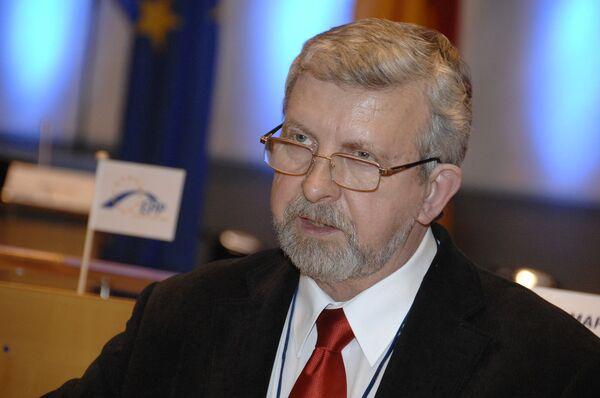 Александр Милинкевич, лидер движения За свободу! - Sputnik Беларусь