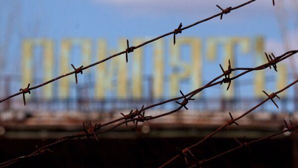 Город Припять, зона отчуждения Чернобыльской АЭС - Sputnik Беларусь