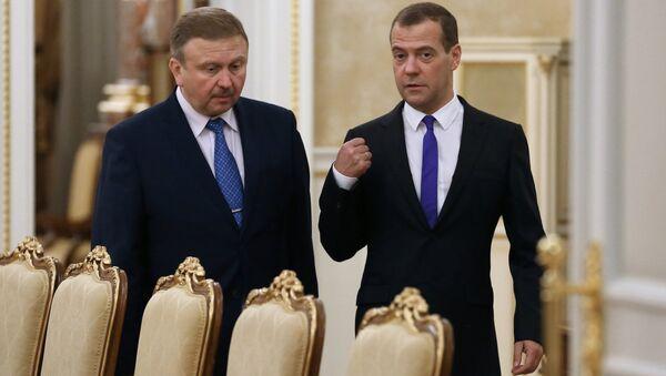 Заседание Совета министров Союзного государства России и Беларуси - Sputnik Беларусь