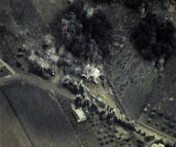 Боевая авиация РФ нанесла точечные удары по позициям ИГ в Сирии - Sputnik Беларусь