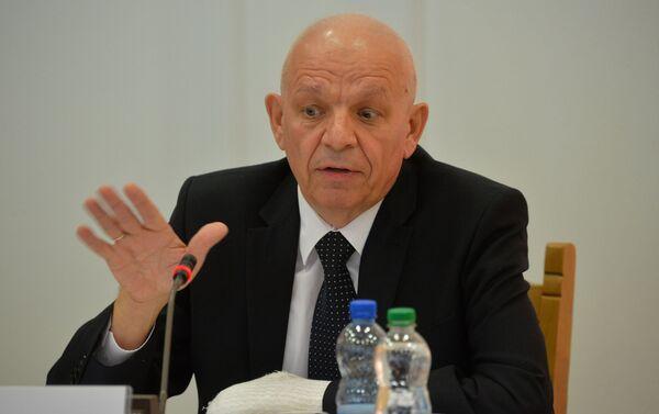 Сакратар ЦВК Беларусі Мікалай Лазавік - Sputnik Беларусь