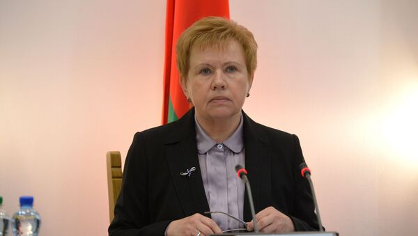 Лидия Ермошина - Sputnik Беларусь