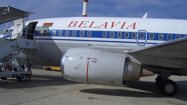 Самалёт кампаніі Белавія - Sputnik Беларусь