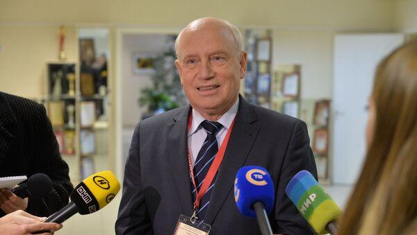 Глава миссии наблюдателей от СНГ Сергей Лебедев - Sputnik Беларусь