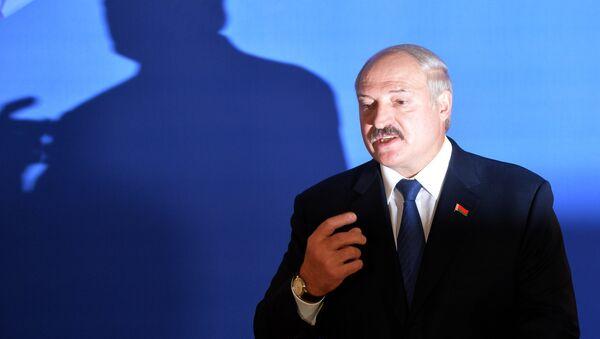 Президент Беларуси Александр Лукашенко. Архивное фото - Sputnik Беларусь