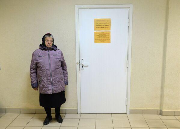 Досрочное голосование на президентских выборах - Sputnik Беларусь