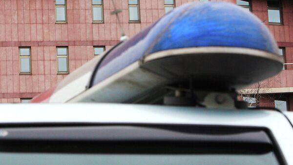 Мигалка московской полиции - Sputnik Беларусь
