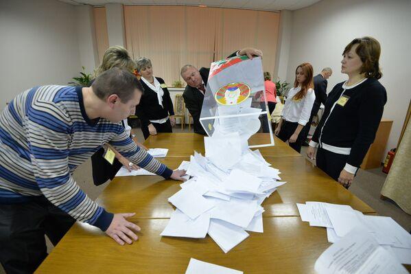 Подсчет голосов - Sputnik Беларусь