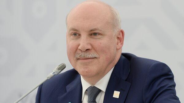 Генеральны сакратар ШАС Дзмітрый Мезенцаў - Sputnik Беларусь
