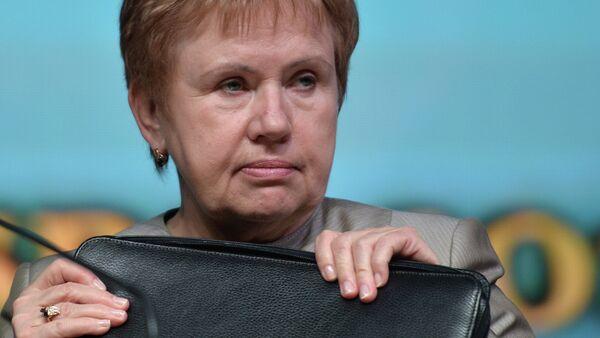 Пресс-конференция ЦИК Беларуси по итогам президентских выборов - Sputnik Беларусь