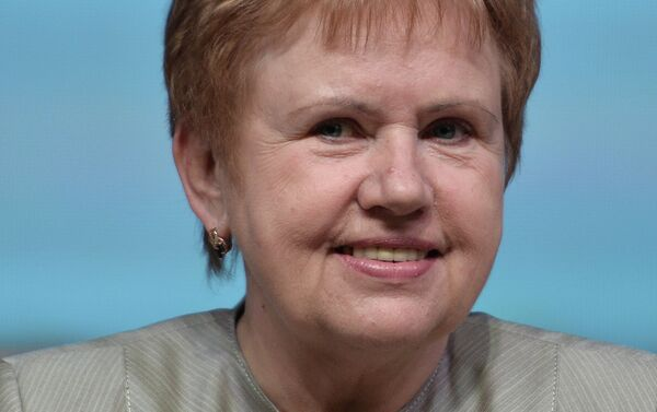 Председатель Центральной избирательной комиссии Беларуси Лидия Ермошина - Sputnik Беларусь