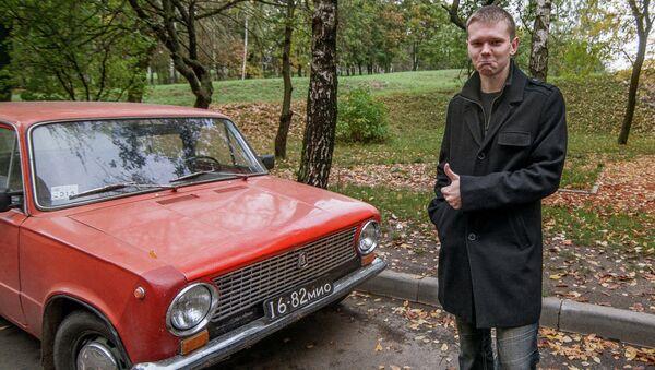 Лазуткін і чырвоная жыга - Sputnik Беларусь