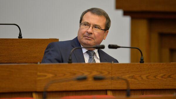 Министр финансов Владимир Амарин - Sputnik Беларусь